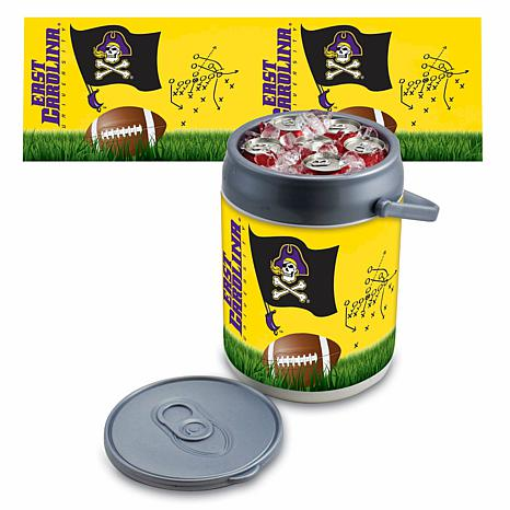 Picnic Time Can Cooler - East Carolina U (Mascot)
