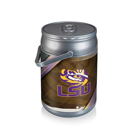 Picnic Time Can Cooler - LSU (Logo)