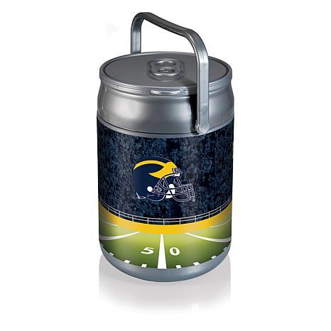 Picnic Time Can Cooler - U of Michigan (Mascot)