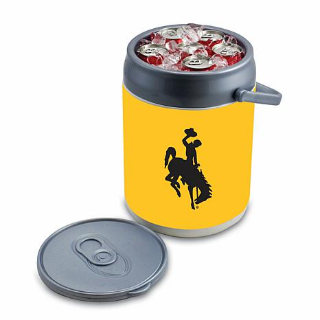 Picnic Time Can Cooler - U of Wyoming (Mascot)