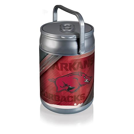 Picnic Time Can Cooler - University of Arkansas (Logo)