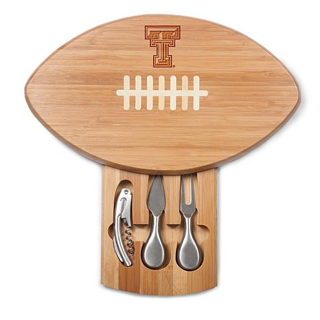 Picnic Time Quarterback Board - Texas Tech