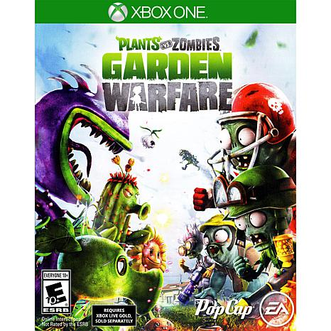 Plants vs. Zombies Garden Warfare - Xbox One