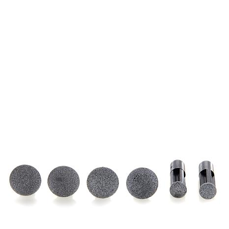 PMD Replacement Discs 6-pack - Black