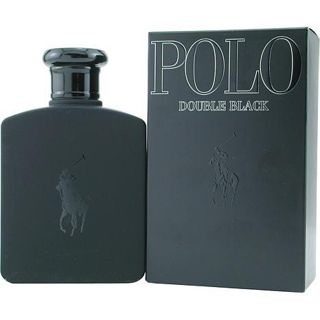 Polo Double Black by Ralph Lauren EDT for Men - 2 oz.