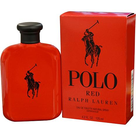 Polo Red by Ralph Lauren EDT Spray 4.2 oz for Men - 7680294  11ac6c11c6d9a