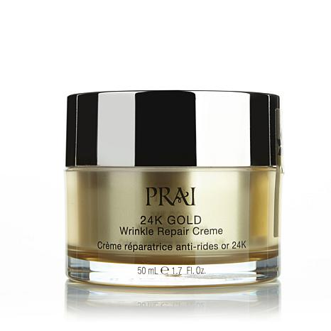 PRAI 24K Gold Wrinkle Creme 1.7 fl. oz. AS