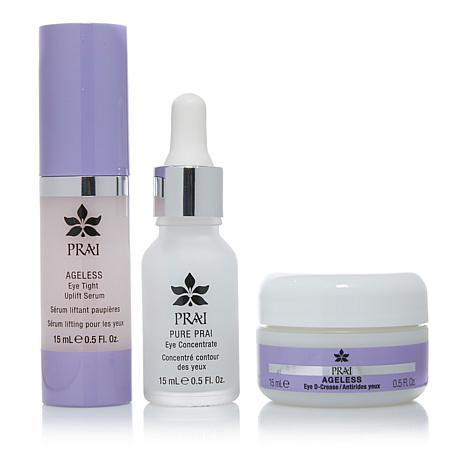 PRAI Ageless Eye Rescue Trio