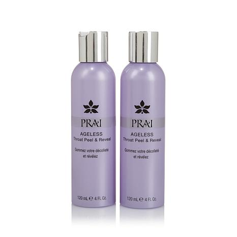PRAI Ageless Throat Peel & Reveal Duo