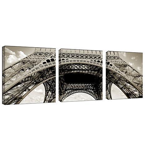 "Preston ""Tour de Eifel"" Giclée-Print Set"