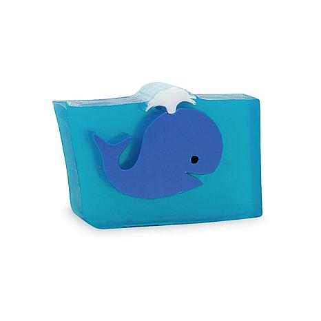 Primal Elements 6 oz Glycerin Soap - Blue Whale