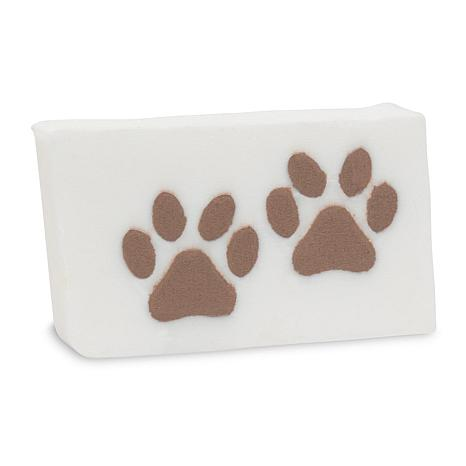 Primal Elements 6 oz Glycerin Soap - Paw Prints