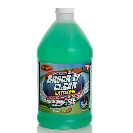 Professor Amos 64 fl. oz. Shock It Clean Concentrate