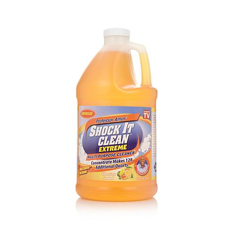 Professor Amos Shock It Clean Extreme 64oz.-Citrus Zest
