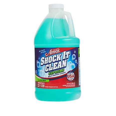 Professor Amos Shock It Clean Supreme 64 oz. Cleaner - Cuc. Melon AS®