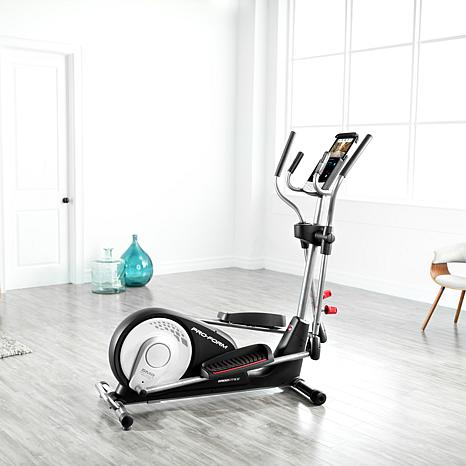 ProForm ErgoStride Elliptical with 14 Workout Apps