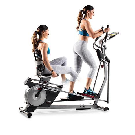 Proform Hybrid Trainer Xt Ifit Elliptical And Rebent Bike 8532669 Hsn