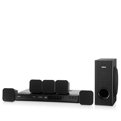 RCA 200W Home Theater Speaker and DVD System