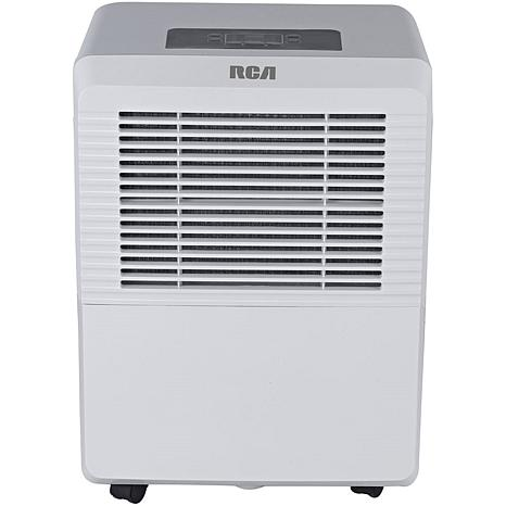 RCA 50-Pint Dehumidifier on Casters