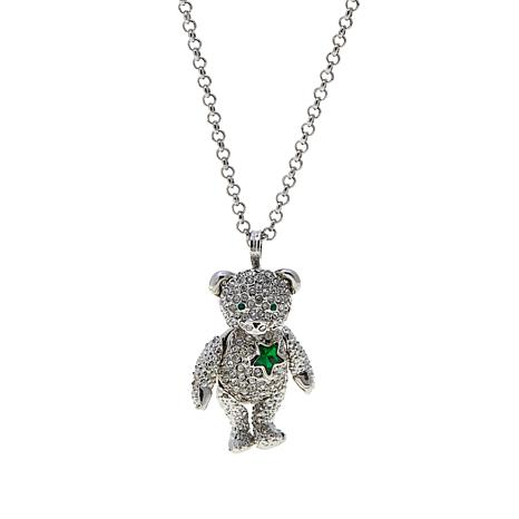 Real Collectibles by Adrienne® Bear Pin/Pendant