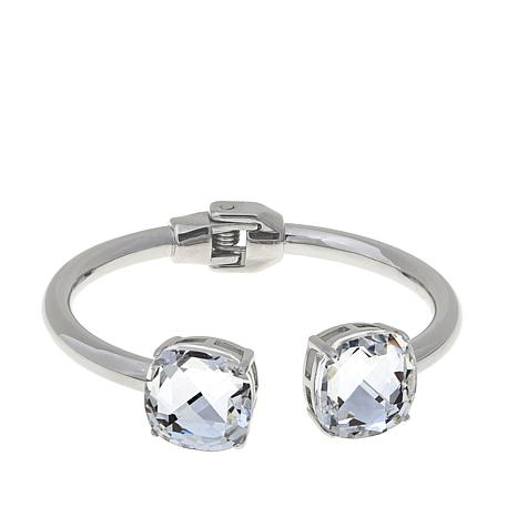 Real Collectibles by Adrienne© Crystal Cuff Bracelet