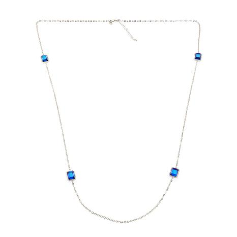 Real Collectibles by Adrienne® Station Necklace