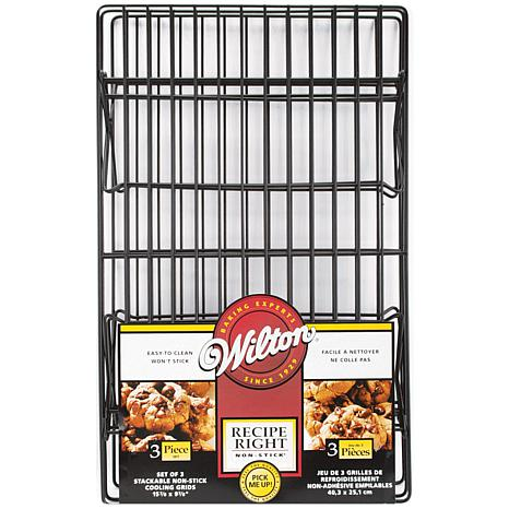 Recipe Right Non-Stick Cooling Grids