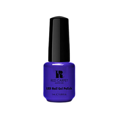 Red Carpet Manicure LED Gel Polish Re-Luxe a Little