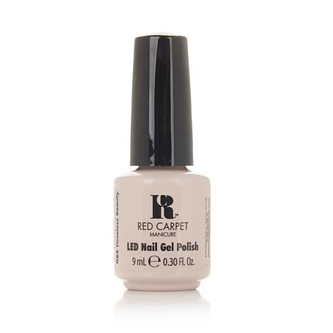 Red Carpet Manicure LED Gel Polish Timeless Beauty
