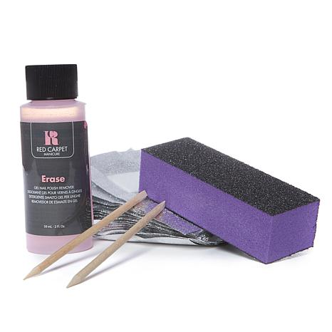Red Carpet Manicure Remove Kit