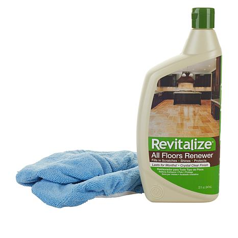 Revitalize 32 oz. Floor Restorer Kit