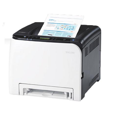 Ricoh SP C261DNw Laser Printer and Scanner