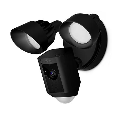 Ring HD Motion-Activated Floodlight Wi-Fi Security Camera