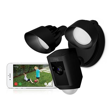 Ring High-Definition Motion-Activated Floodlight Wi-Fi Security Camera