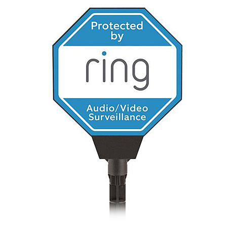 Ring Solar Security Yard Sign