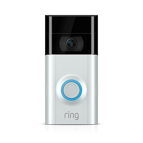 Ring Video Doorbell 2 HD Security Camera with 2-Way Talk