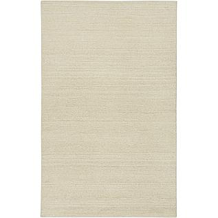 Rizzy Home Country Hand-Looped Ivory Rug - 3' x 5'