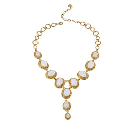 necklace golden rj link r mu j oval p prod chunky chain graziano