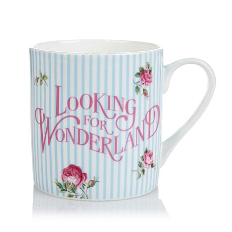 Royal Albert  Mug In Tin - Looking for Wonderland