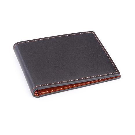 "Royce ""100-Step"" RFID-Blocking Wallet"