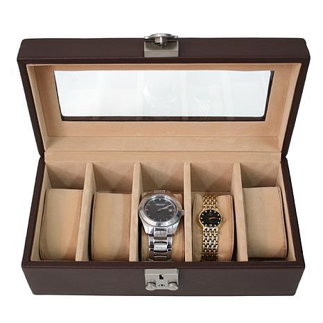 Royce Leather 5 Watch Box