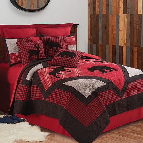 Russell Full/Queen Quilt Set