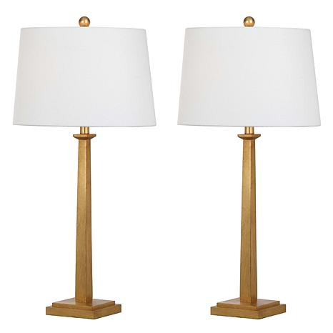 Safavieh Andino Set of 2 Table Lamps - 31-1/2""