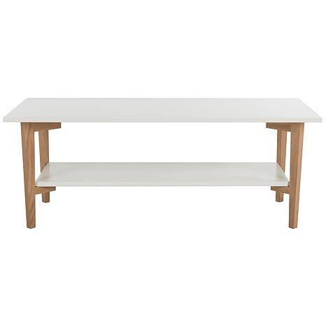 Tremendous Safavieh Caraway 2 Tier Coffee Table Ocoug Best Dining Table And Chair Ideas Images Ocougorg
