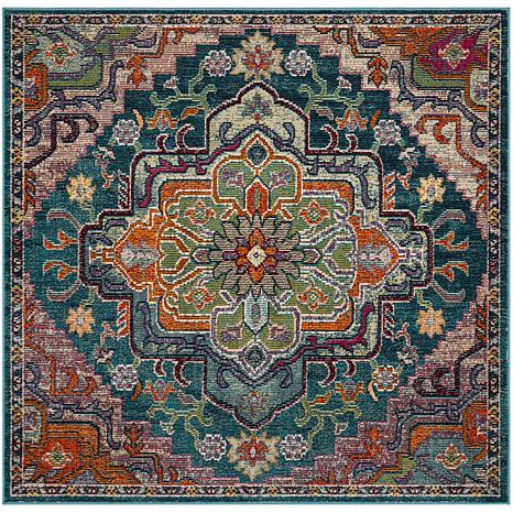 Safavieh Crystal Francine Rug - 7' x 7' Square