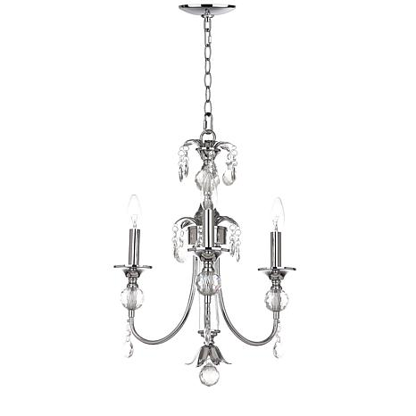 "Safavieh Mayfield 17"" Diameter Adjustable Chandelier"