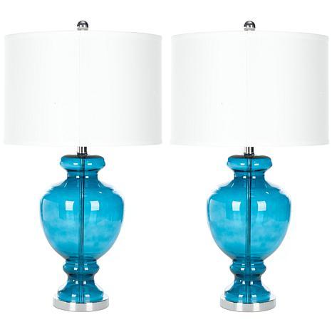 Safavieh Morocco 27 Glass Table Lamp 8422274 Hsn