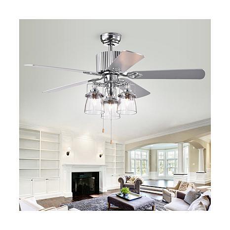 Safavieh Parlin Ceiling Light Fan