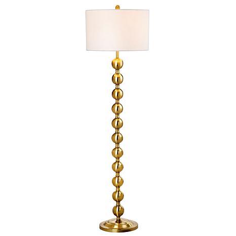 "Safavieh Reflections 58-1/2"" Stacked Ball Floor Lamp"