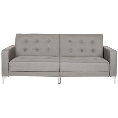 Safavieh Soho Tufted Foldable Sofa Bed 8504556 Hsn